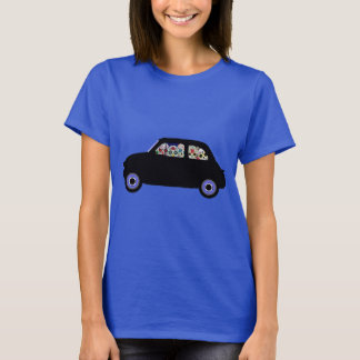 Fiat Filled With Sugar Skulls T-Shirt