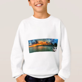 Fiat on A Pier Sweatshirt