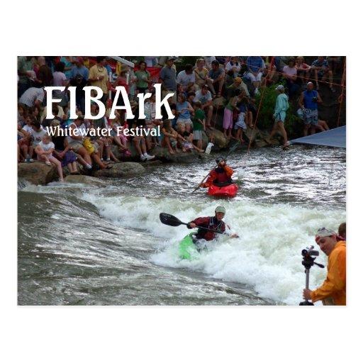 FIBArk Postcard