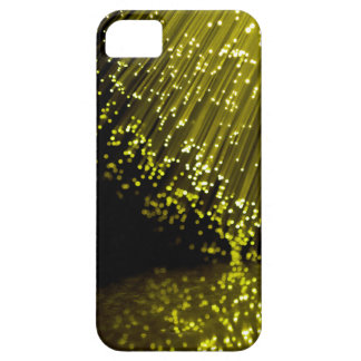 Fiber optic abstract. case for the iPhone 5