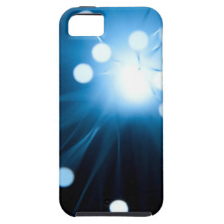 Fiber optic abstract. iPhone 5 case