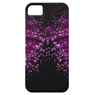 Fiber optic abstract. iPhone 5 cover
