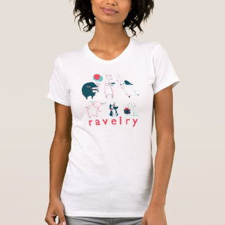 Fiber Party Animals T-Shirt