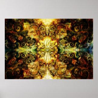 Fibonacci  - 4 - poster