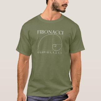 Fibonacci - Dark T-Shirt