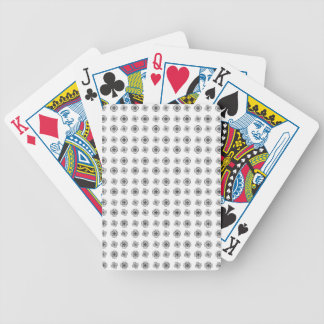 Fibonacci Flowers Pattern deck Bicycle Playing Cards