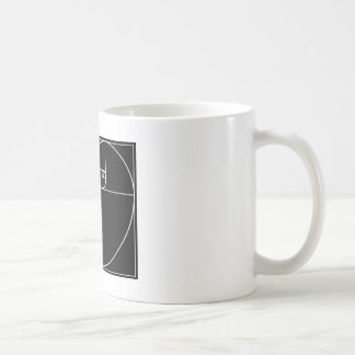 Fibonacci Heart Coffee Mug