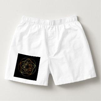 Fibonacci Spiral- The sacred geometry Boxers