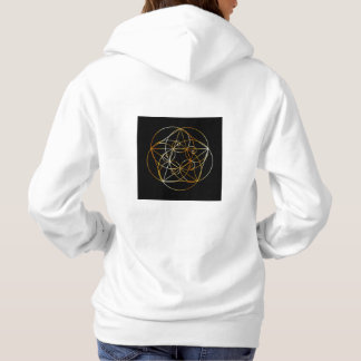 Fibonacci Spiral- The sacred geometry Hoodie