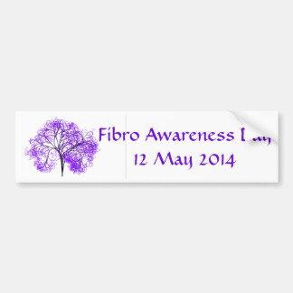 Fibro Awareness Day 2014 Bumper Sticker