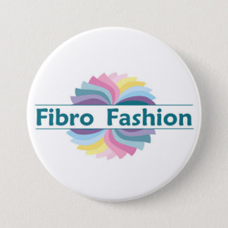 Fibro Fashion Pin