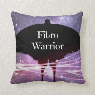 Fibro Warrior Throw PIllow
