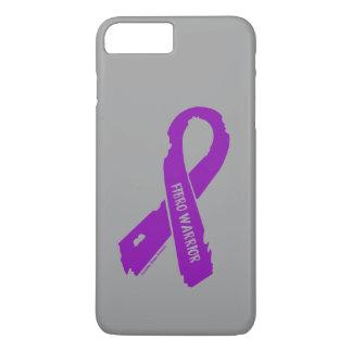 Fibro Warrior torn ribbon iPhone 8 Plus/7 Plus Case