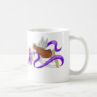 Fibromyalgia Angel Coffee Mug