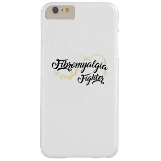 Fibromyalgia Awareness Fighter Ribbon Barely There iPhone 6 Plus Case