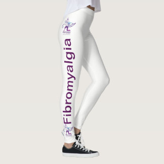 Fibromyalgia Awareness Leggings