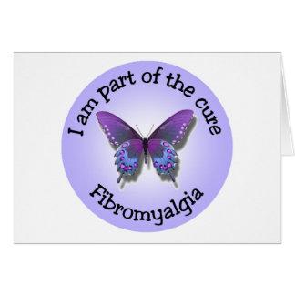 Fibromyalgia Awareness notecard