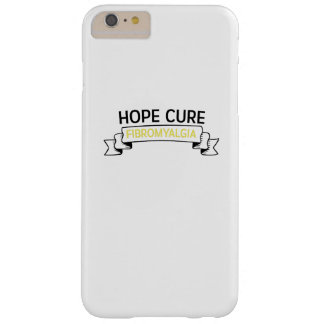Fibromyalgia Awareness  Purple Color Barely There iPhone 6 Plus Case