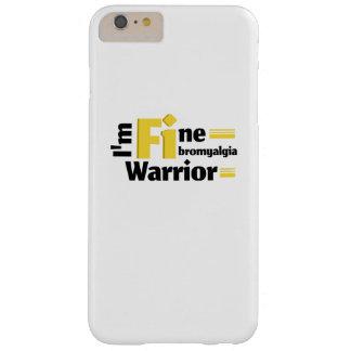 Fibromyalgia Awareness Symptoms Barely There iPhone 6 Plus Case
