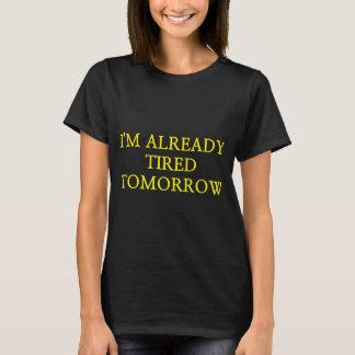 Fibromyalgia Chronic Fatique T shirt