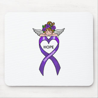 Fibromyalgia Hope Mousepads
