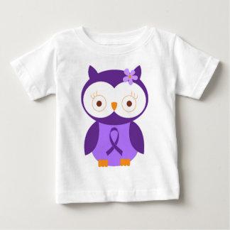 Fibromyalgia Owl Baby T-Shirt