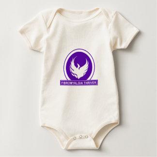 Fibromyalgia Thriver Baby Bodysuit