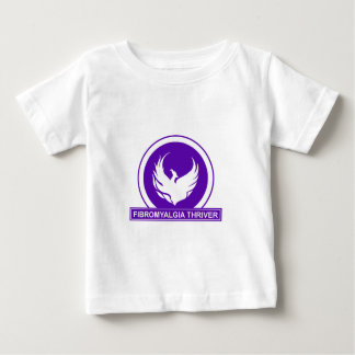 Fibromyalgia Thriver Baby T-Shirt