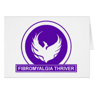 Fibromyalgia Thriver Card
