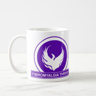 Fibromyalgia Thriver Mug