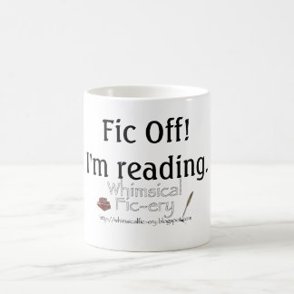 Fic Off! Coffee Mug