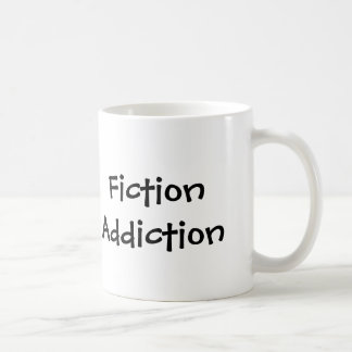 Fiction Addiction Coffee Mug
