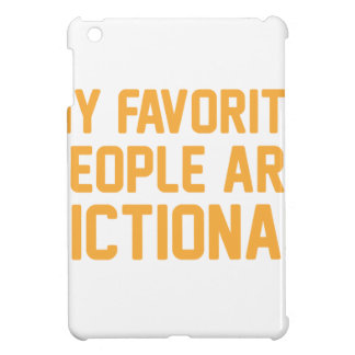 Fictional People Case For The iPad Mini