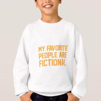 Fictional People Sweatshirt