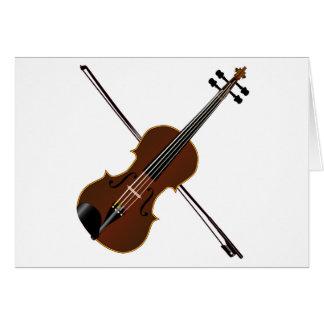 Fiddle Card