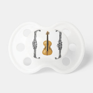fiddle in the middle of frame pacifier
