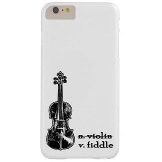 Fiddle, Not a Violin Phone Case