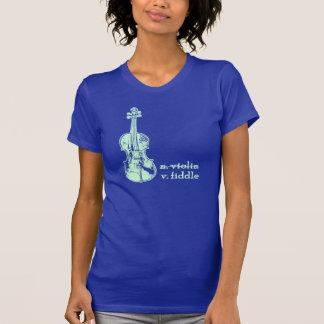 Fiddle, Not a Violin T-Shirt