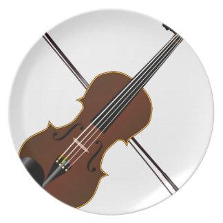 Fiddle Plates