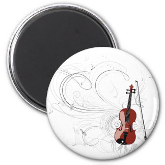 Fiddle Symphony Magnet