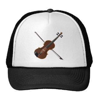 Fiddle Trucker Hat