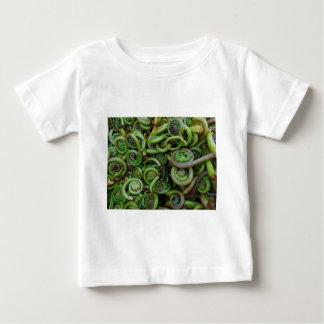 Fiddlehead Ferns Baby T-Shirt