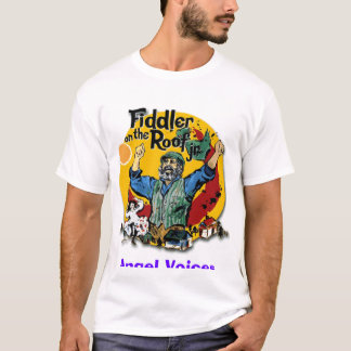 fiddler, Angel Voices Productions T-Shirt