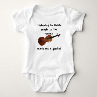 Fiddler Baby Bodysuit