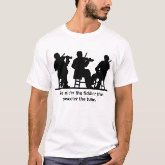 Fiddlers, Fiddle T-Shirt