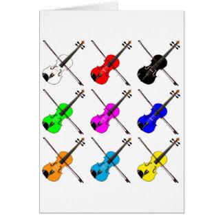 Fiddles Card