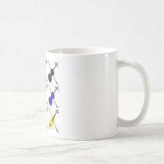 Fiddles Coffee Mug