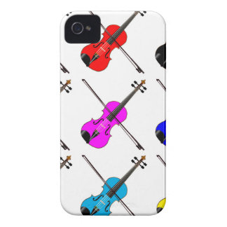 Fiddles iPhone 4 Cover