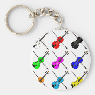 Fiddles Keychain