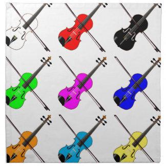 Fiddles Napkin